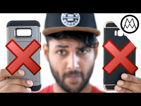DON'T Buy a Phone case until you see this!
