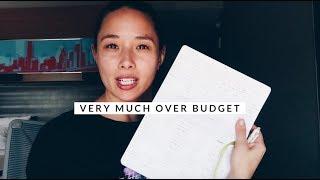 Vlogmas 2018  Day 1   December Budget + $10,000 Towards Debt   Aja Dang