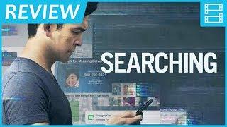 Review phim SEARCHING (Truy tìm tung tích ảo)