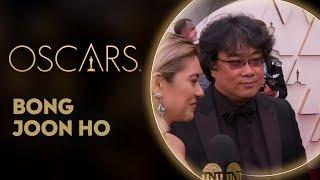 Entrevista a Bong Joon-ho   #Oscars 2020