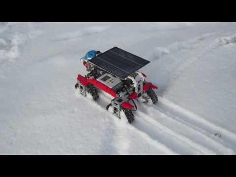 0 【動画】レゴ+車+雪