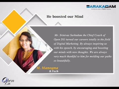 Digital Marketing and SEO Training in Hyderabad, India