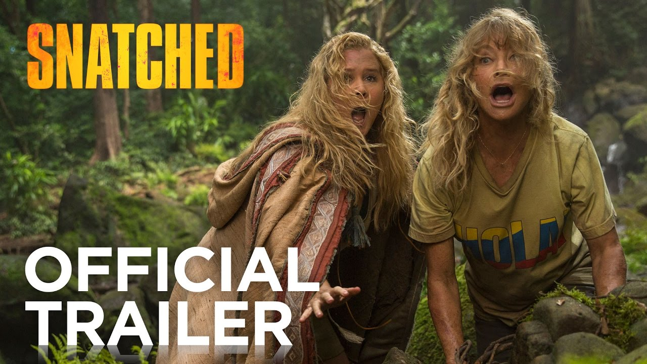 >Snatched | Official Trailer [HD] | 20th Century FOX