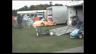 preview picture of video 'Adirondack Karting Association Kart racing  Ballston Spa, NY'