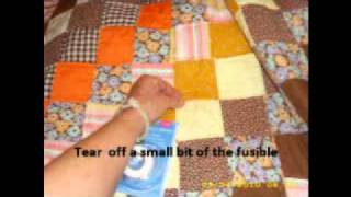 Antique Quilt Restoration- Part 1
