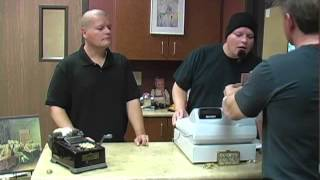 Pawn Stars TV Christian Parody Crazy Funny Church Video