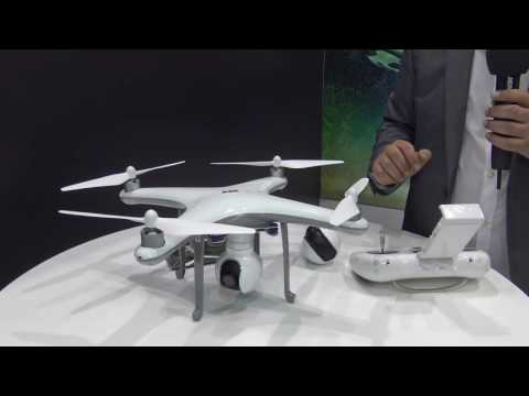 Condor AEE DRONE | Elite / Advanced Version | Photokina 2016 | Messe Highlights