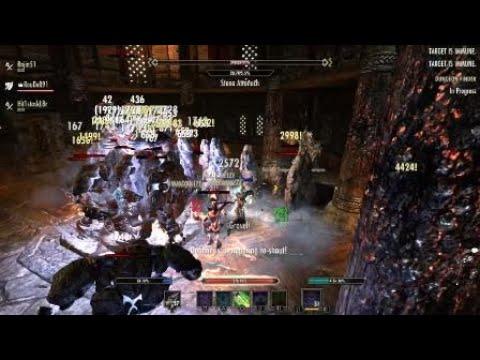 My Warden tank is OP as hell and i love it  — Elder Scrolls Online