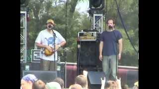 Yonder Mountain String Band - Holding - Floydfest - 8/17/03