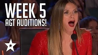America's Got Talent 2018 Week 5 All Auditions Including Rob Lake, Joseph O'Brien! Got Talent Global