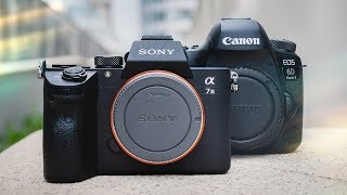 Sony a7 III vs Canon 6D Mark 2 WORTH THE SWITCH ?