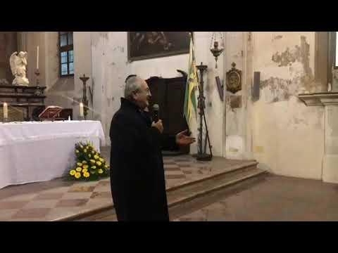 Restauro affreschi chiesa S.Ambrogio a Legnano