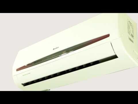 Кондиционер Gree GWH09PA-K3NNA5F (Эко) Video #1
