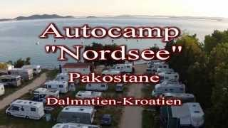 Autocamp Nordsee  Kroatien-Dalmatien-Pakostane