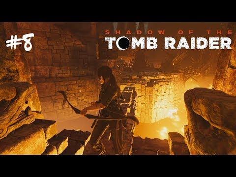 Trinity všechno ničí! #8 [Shadow of the Tomb Raider]