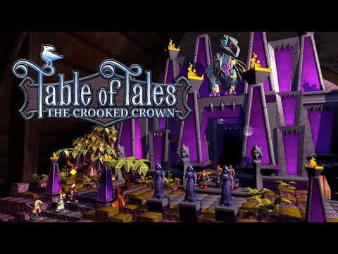 Table of Tales: The Crooked Crown | Release Trailer thumbnail
