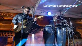 Gran baile y fiesta con el cuarteto Solimar en Berga