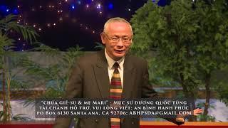 Nên Thờ Lạy Mẹ Maria - TV ABHP Muc Su Dương Quốc Tùng
