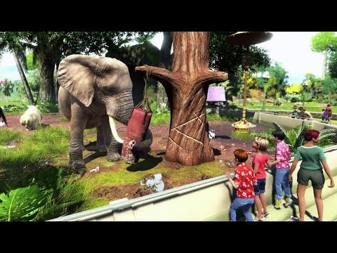 Видео № 1 из игры Zoo Tycoon (Б/У) [Xbox One]