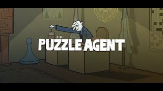 Picture of a game: Puzzle Agent