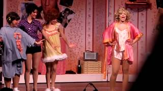 """Gabrielle Mariella """"Freddy My Love"""" at Plays-in-the-Park (Grease)"""