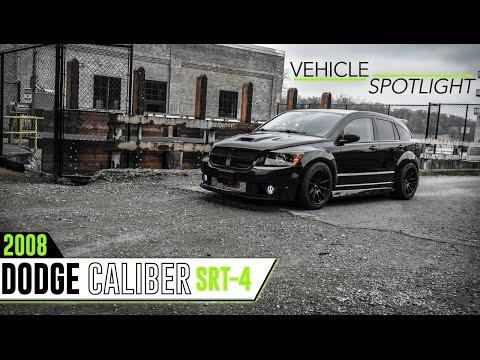 Vehicle Spotlight | 2008 Dodge Caliber SRT-4
