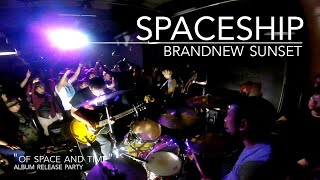 BrandNew Sunset - Spaceship [Live]