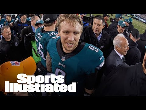 Nick Foles Goes From Maligned Back-Up To Super Bowl Quarterback | SI NOW | Sports Illustrated