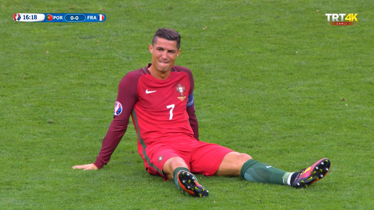 Cristiano Ronaldo EURO 2016 Final HD