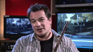 Emmanuel Pahud from the Berliner Philharmoniker on the YouTube Symphony Orchestra 2011