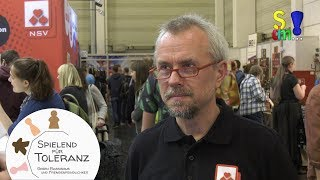 SPIEL 2018 - The Mind - Illustrator Oliver Freudenreich - NSV - im Interview