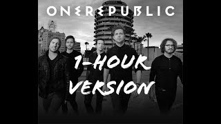 OneRepublic   Rescue Me  (1 HOUR VERSION)