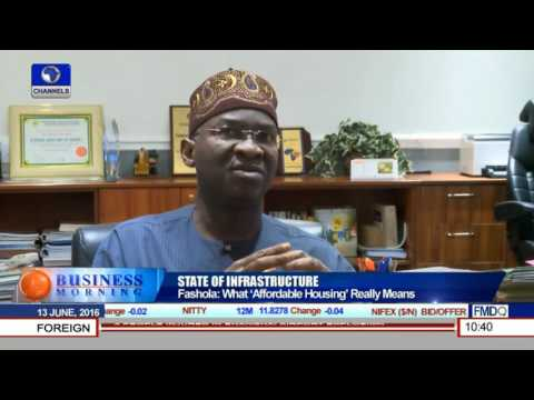 Business Morning: Fashola Assures Power Problems Can Be Resolved