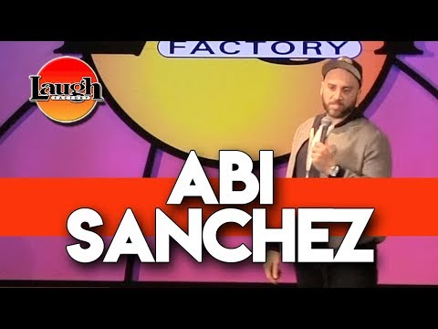 Abi Sanchez | Four Things I Hate | Laugh Factory Chicago Stand Up Comedy
