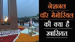 National War Memorial राष्ट्र को समर्पित, PM Modi ने कांग्रेस से पूछा Family First या India First