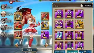 Dawn Break - Clara vs Catharine vs Light Boss