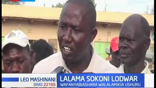 Wafanyabiashara  huko Lodwar walalamikia ushuru, wanasema miundomsingi ni duni sokoni