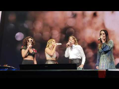 The Highwomen (debut) - It Wasn't God Who Made Honky-Tonk Angels (4/1/2019) Nashville, TN - Taylor Hendrix