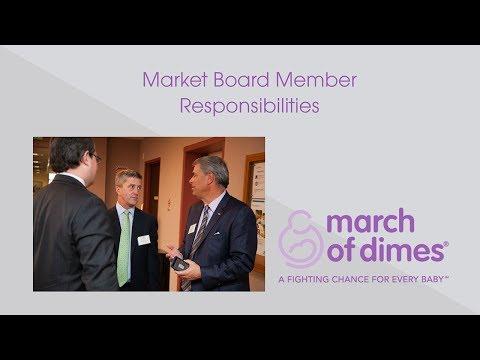 Board Member Responsibilities