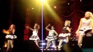 Danity Kane - Bad Girl (Live Making The Band Tour)