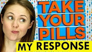 "Why I'm Upset at Netflix's New Documentary ""Take Your Pills"" - #ADHD"