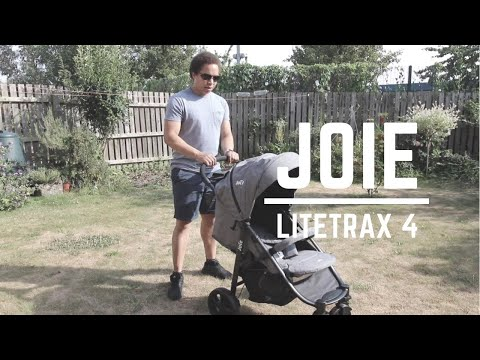We got a pushchair!  Joie Litetrax 4! | Family Vlogs