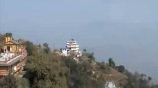preview picture of video 'Himalayas viewed from Nagarkot, Nepal'