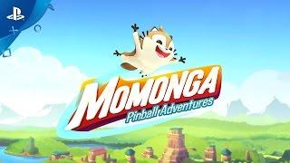 videó Momonga Pinball Adventures
