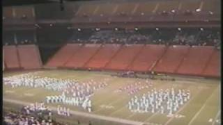 preview picture of video 'Pearl City Charger Marching Band 2003 part 2'