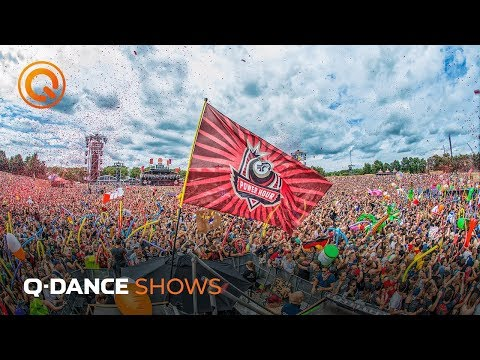 Defqon.1 Weekend Festival 2018 | POWER HOUR (видео)