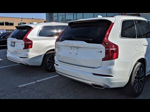 Is Metallic Paint Worth It? Volvo XC90 Side By Side Comparison