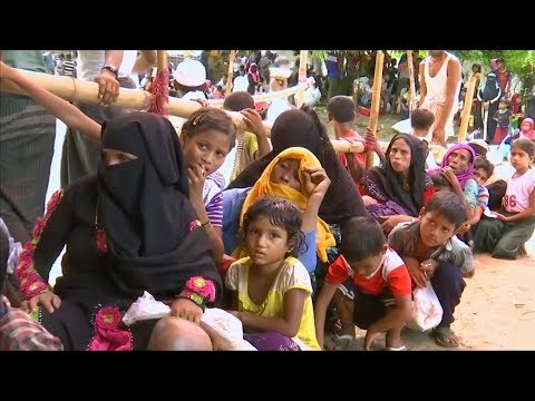 Bangladesh and Myanmar to work on Rohingya repatriation plan