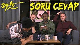 SORU CEVAP (Michele asker oluyor, TV'de 3Y1T?, Halay ve Roman, Ekincan) : 3Y1T