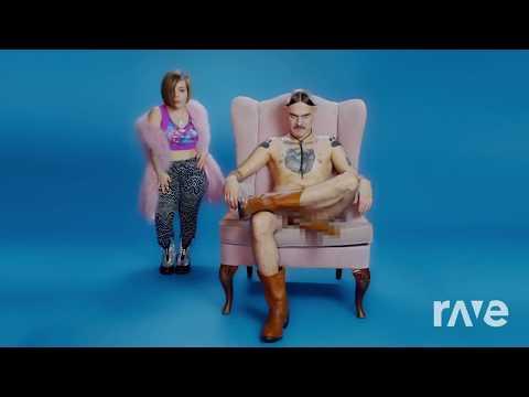 Big Antwoord - Little Big and 'I Fink U Freeky' | MASHUP (видео)